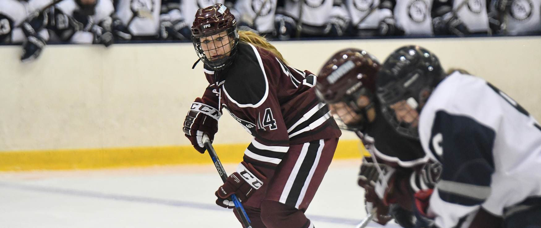 Women's Ice Hockey Rolls to Weekend Sweep with 6-1 Win over SUNY Potsdam
