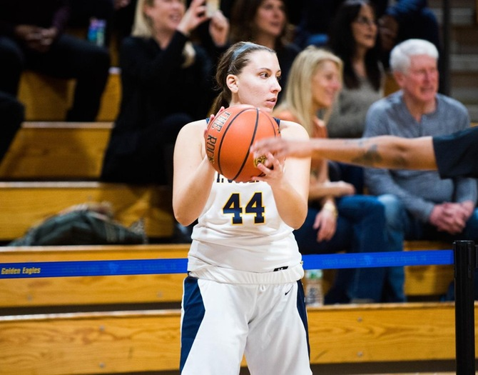 Gubell Leads Women's Basketball Past Yeshiva
