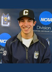 Palumbo named Association of Division III Independents Baseball Player of the Week