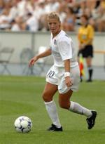 Former Broncos Marian Dalmy, Leslie Osborne and Aly Wagner To Play For U.S. National Team in San Jose Saturday Night
