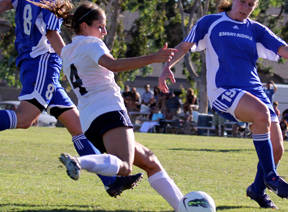 NAIA Women?s Soccer Players of the Week - No. 2