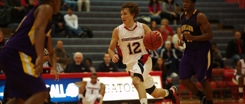 Defensive Pressure in Crunch Time Lifts SVSU over Hillsdale, 48-41