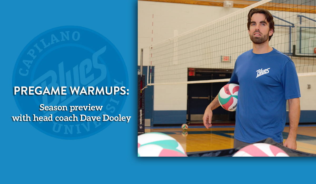 Men's Volleyball: Q & A with coach Dave Dooley