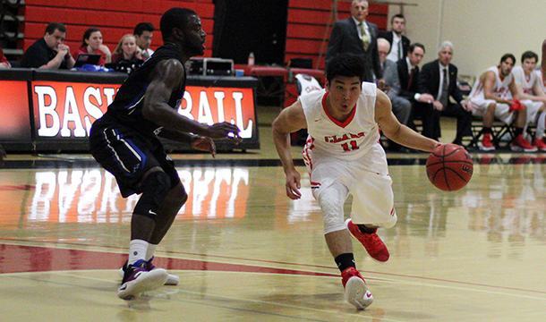 Eight Is Enough As Atkinson Powers Cougars, 79-67