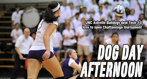 Golden Eagles stopped by UNC Asheville to open play at Chattanooga