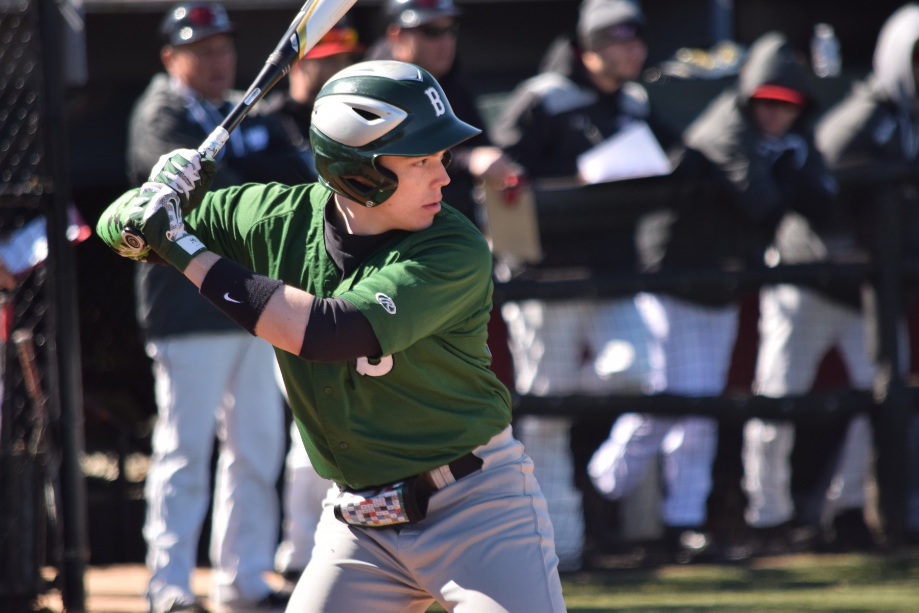 Baseball Swept by W&J
