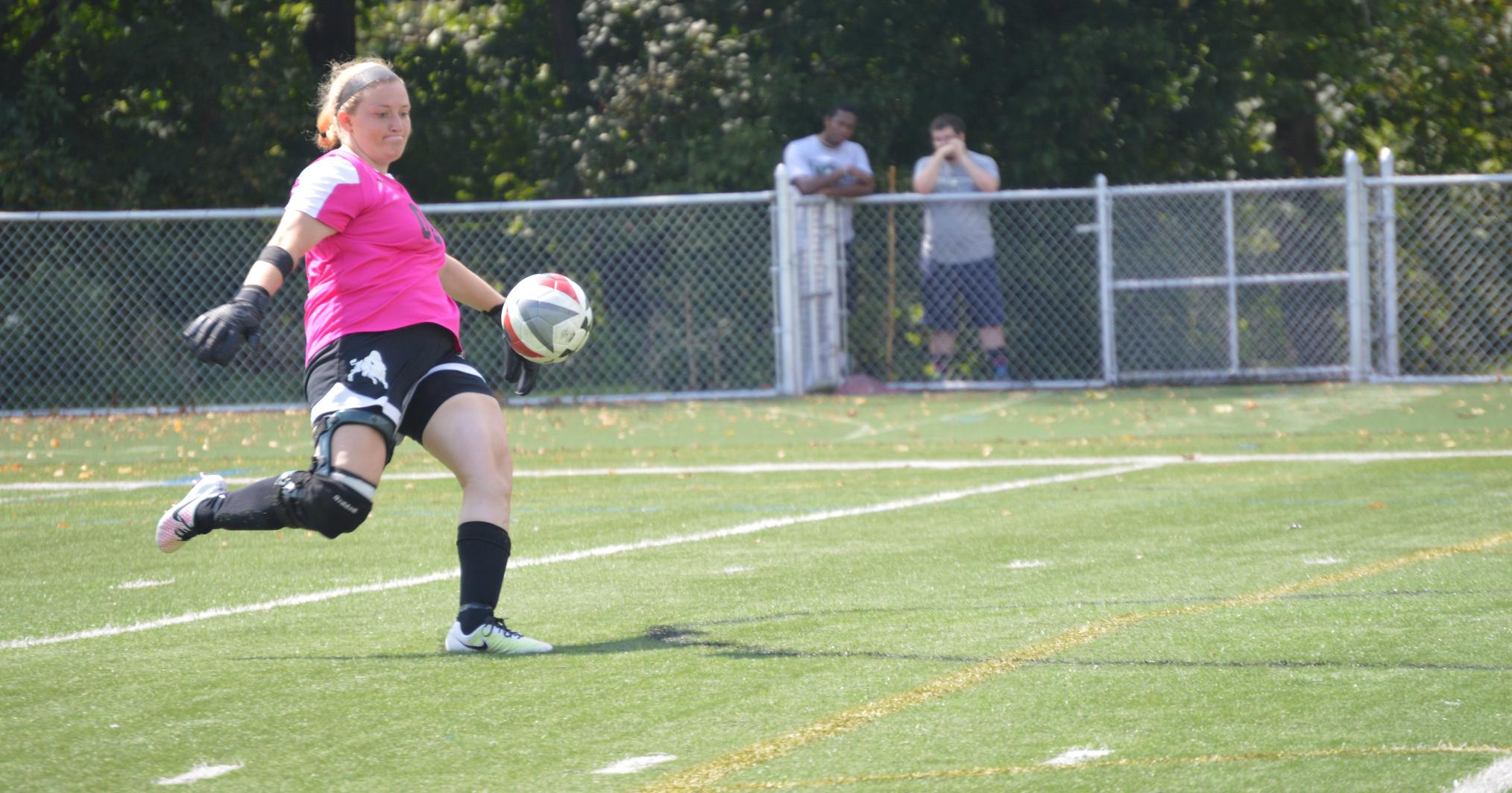 Women's Soccer handed 1-0 loss to Mount Aloysius