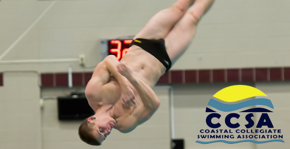 Green and Darelius Qualify for NCAA Zones for Second Straight Year During Florida Trip; Green Named CCSA Diver of the Week