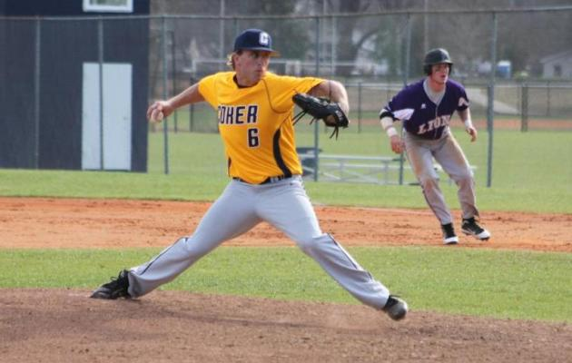 Coker Blows Past Erskine in 20-3 Rout