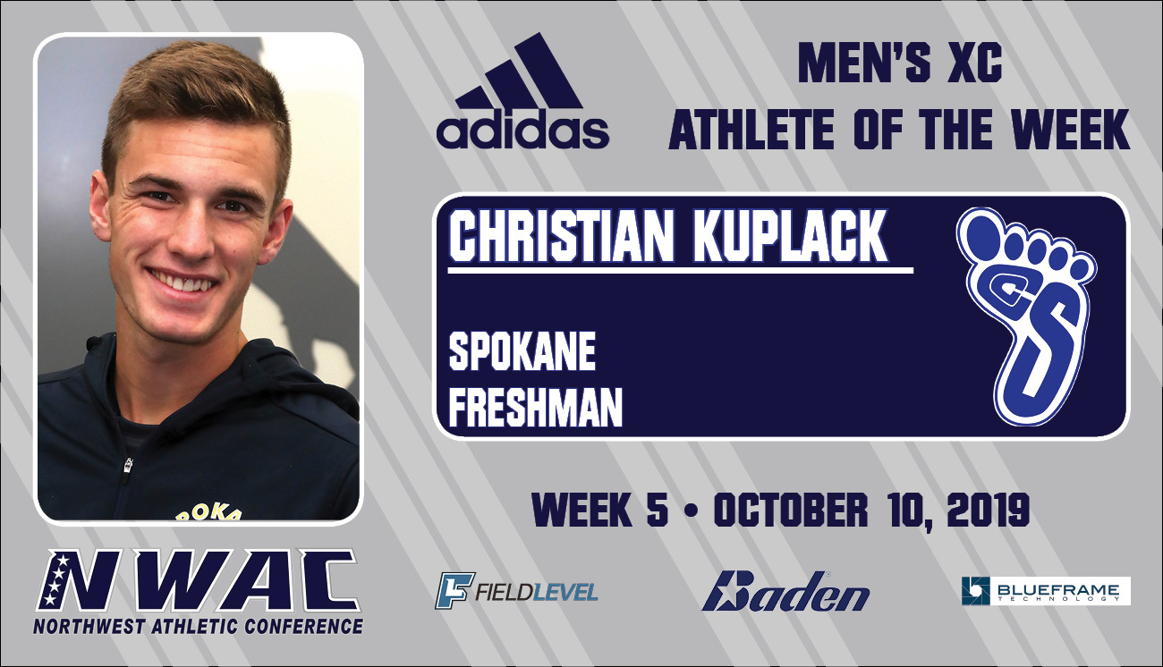Adidas AOW graphic for Christian Kuplack