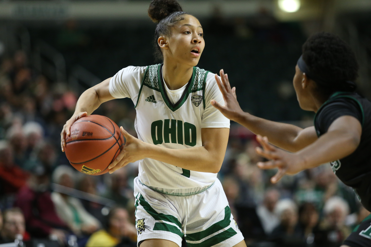 Ohio Women's Basketball Hits the Road to Face NIU