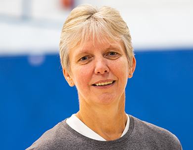 Grace Scott Honoured as 2018-19 ACAC Women's North Volleyball Coach of the Year