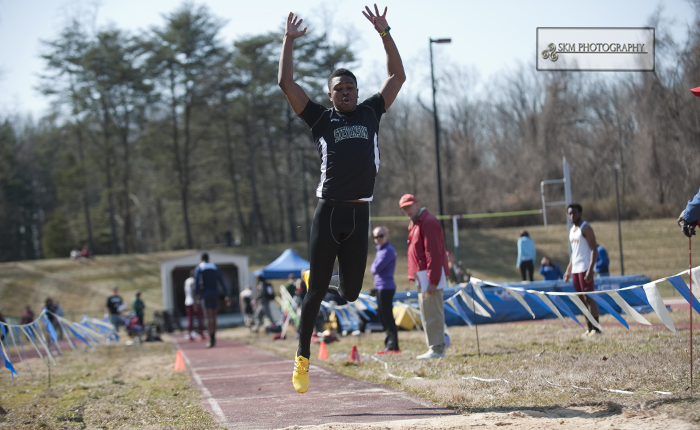 Mustangs Place Fifth at the Goucher College Track & Field Classic