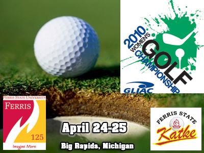 Ferris State Set To Host GLIAC Women's Golf Championships