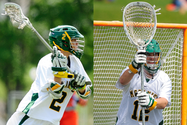 McDaniel sweeps Players of the Week