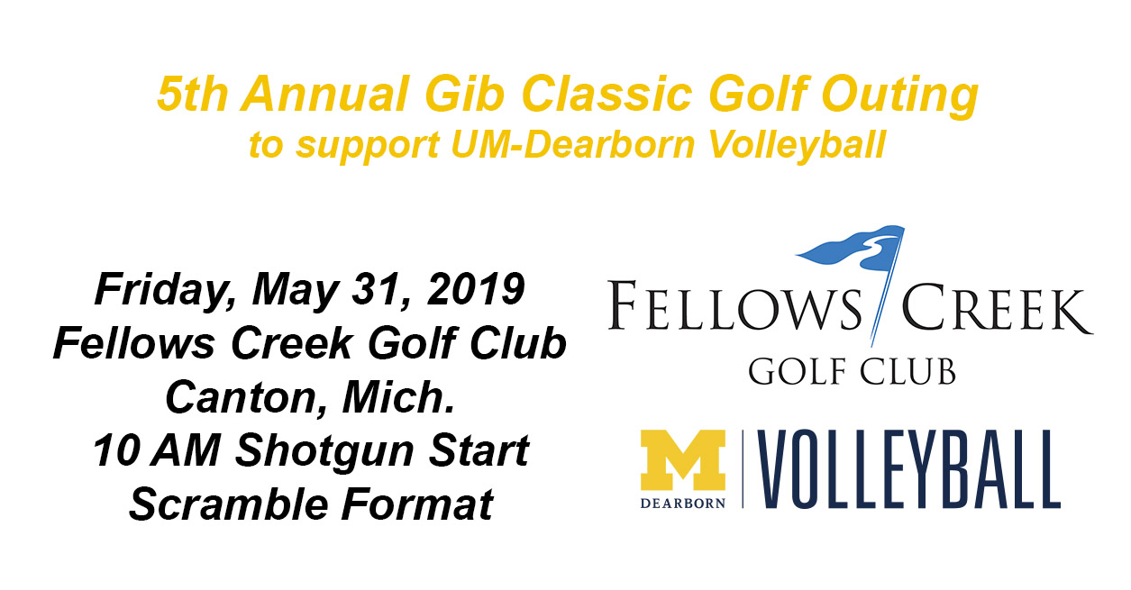 5th Annual Gib Classic set for May 31