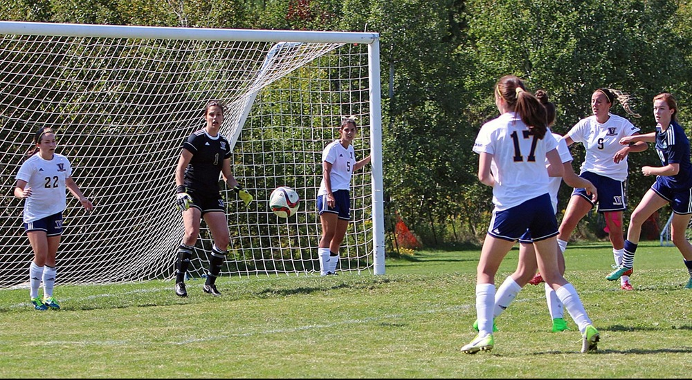 WSOC | Voyageurs Keep Undefeated Streak Alive in 1-1 Nail-biter