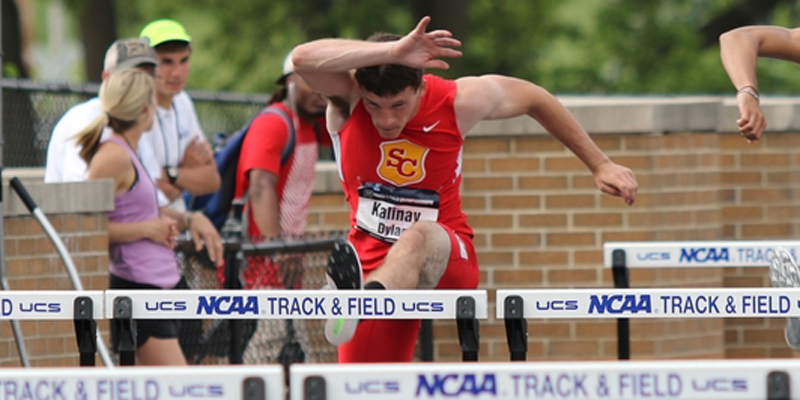 Kalinay qualifies for finals on second day of NCAAs