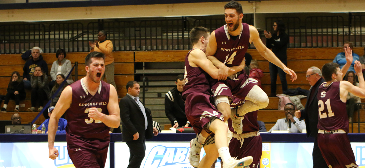 SWEET 16 BOUND - Men's Basketball Topples No. 22 Cabrini, 96-88, In NCAA Division III Championship Second Round