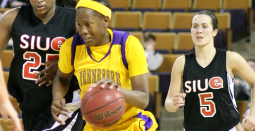 Team effort pushes Golden Eagles past SIUE, 68-60