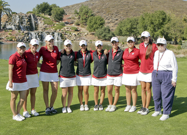 An Inside Look at SCU Women's Golf: What are the Odds??