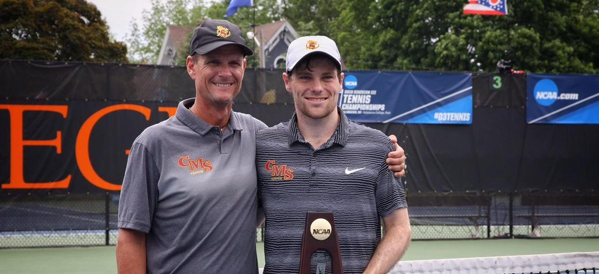 Skyler Butts wins 2016 NCAA Division III singles national championship
