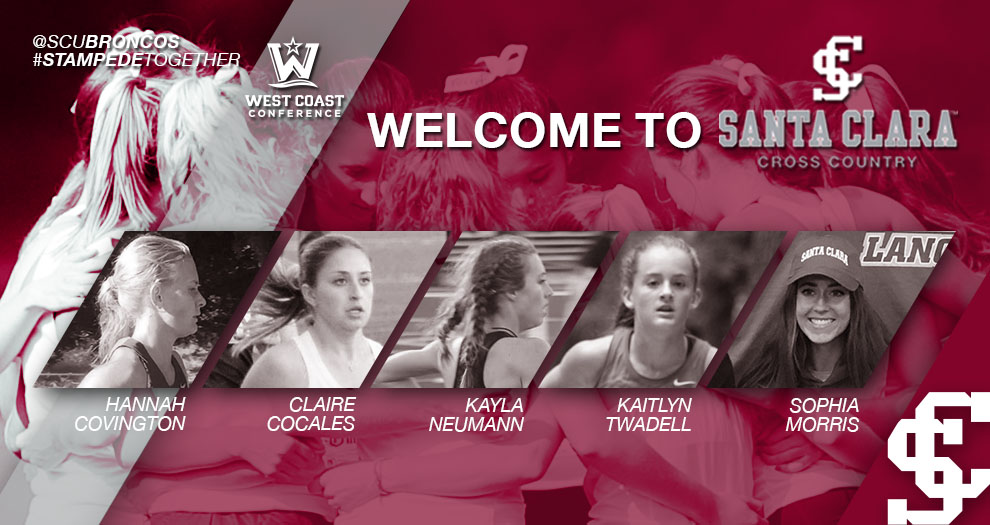 Women's Cross Country/Track & Field Adds Five for 2018-19