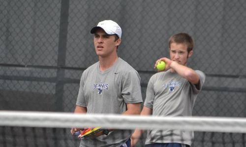 UMW Men's Tennis Picks Up Pair of Wins on Saturday