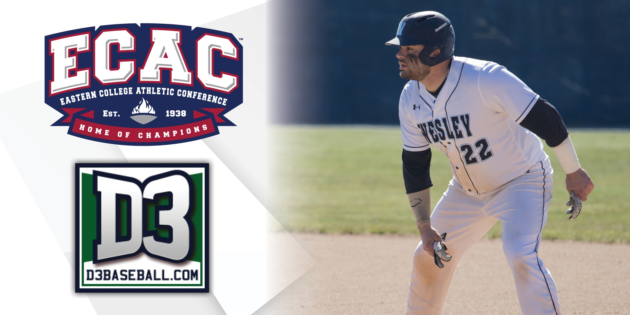 Seibert honored by D3baseball, ECAC
