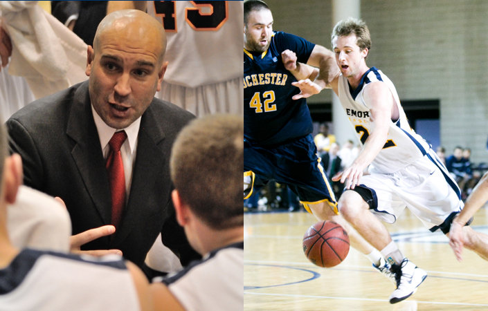 Emory's Zimmerman And Davis Recognized By The NABC