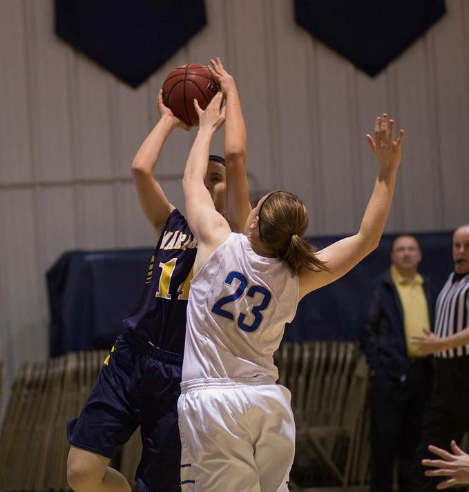 Lions WBB Falls to MBU in North Region Championship