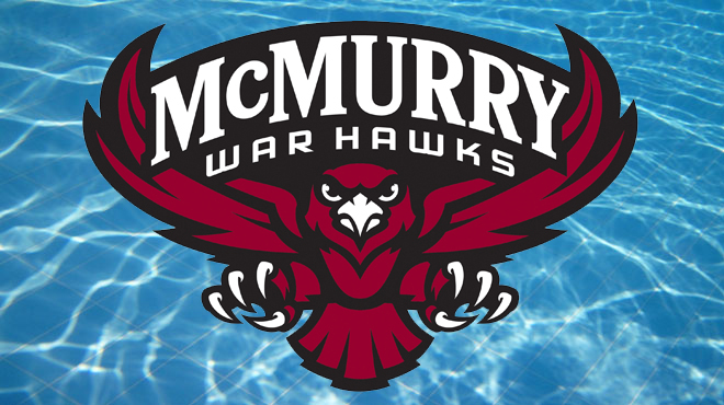 McMurry (Tex.) Joins SCAC as Men's and Women's Swimming & Diving Affiliate Member