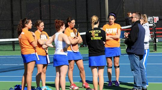 "SEASON PREVIEW: Women's Tennis ""Getting after it"""