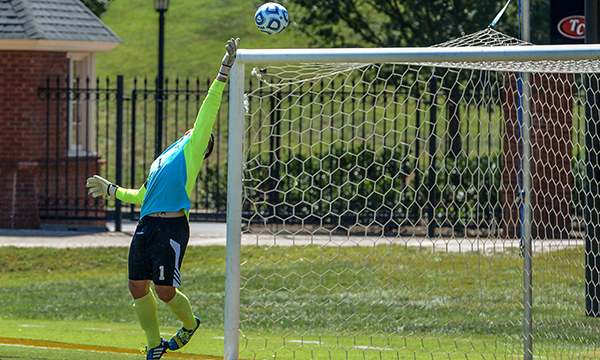 Anderson scores early to edge Tusculum 1-0 in SAC Men's soccer
