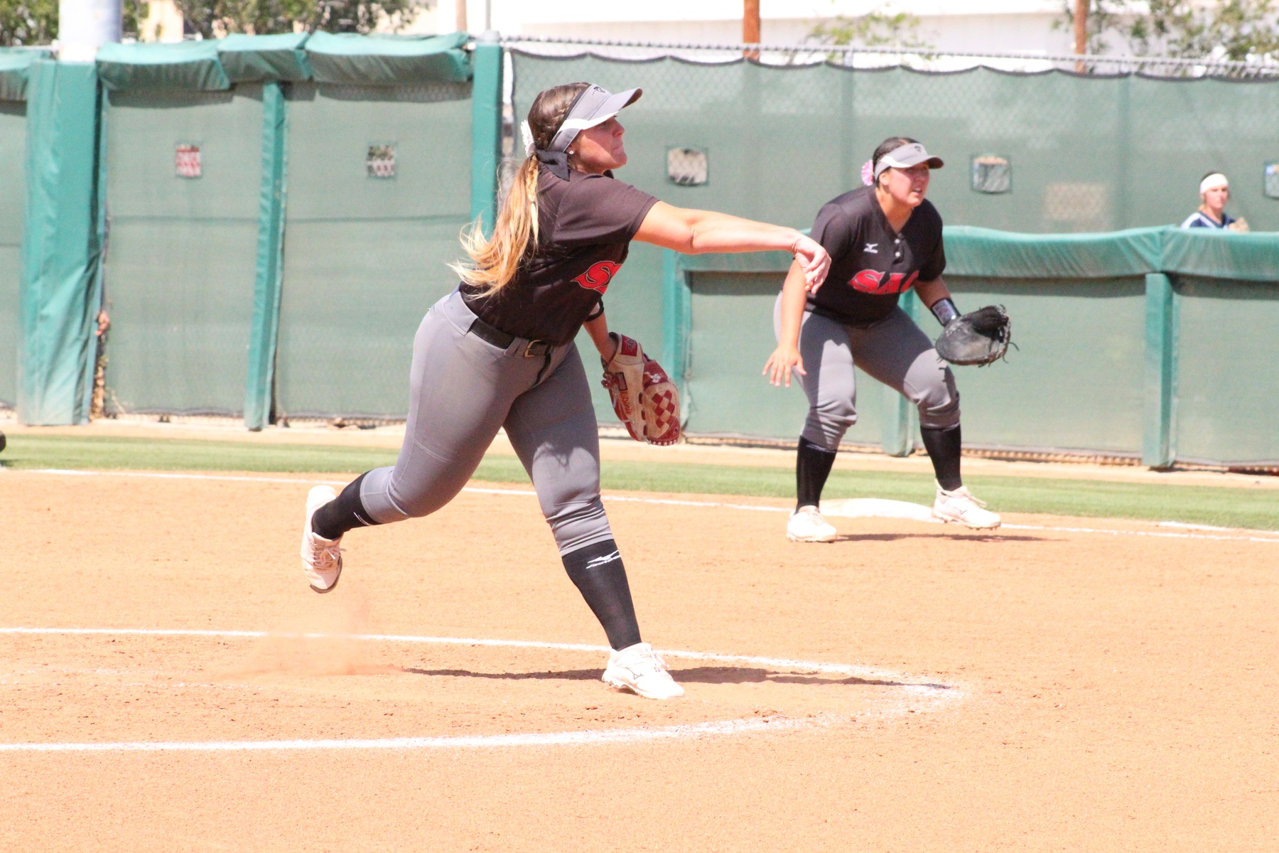 SAC Falls 2-1 in Extra Innings to Fullerton