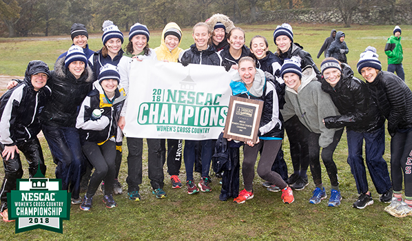 Middlebury - 2018 NESCAC Women's Cross Country Champion