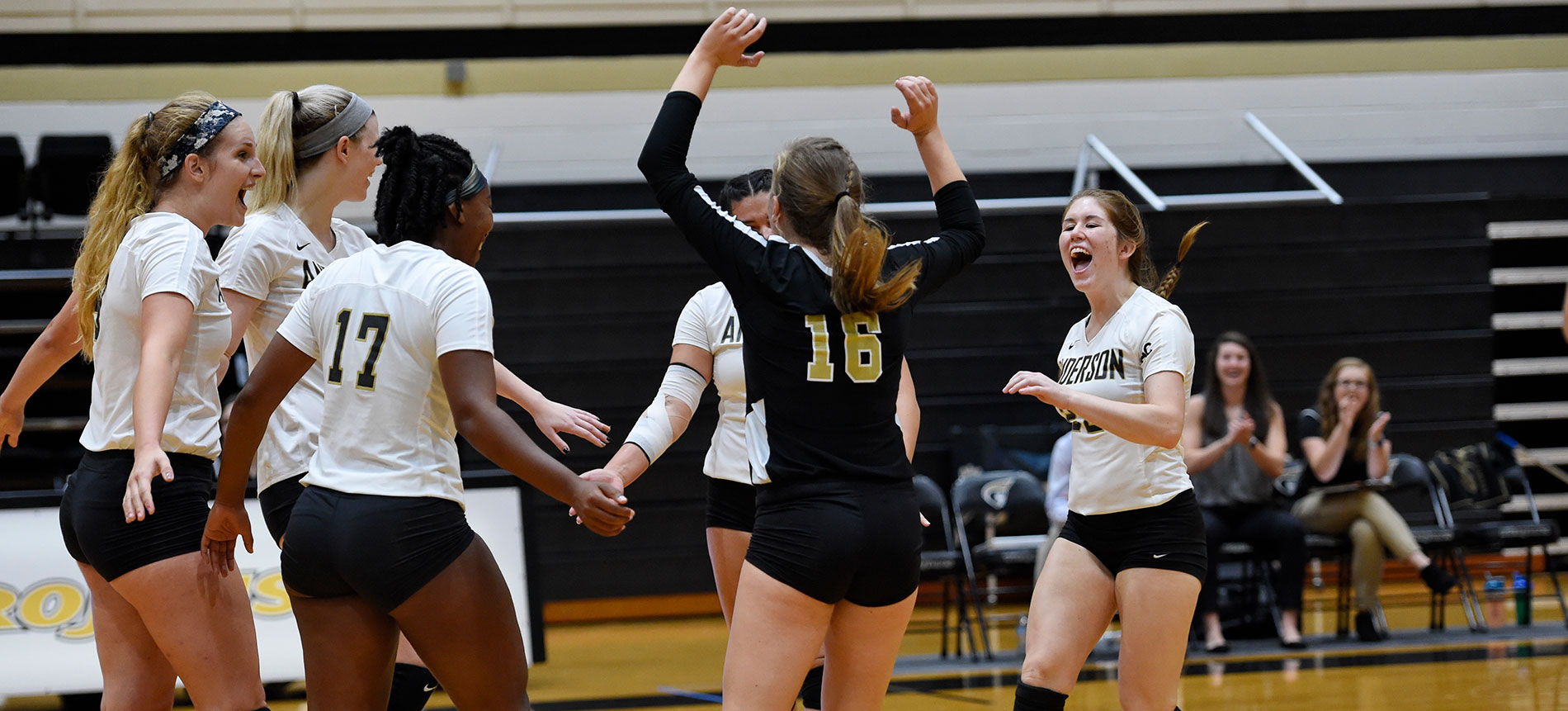 Trojans Notch 12th Sweep of the Season with Win over Mars Hill