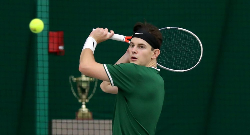 Singles Play Leads Men's Tennis To 4-3 Victory Over YSU