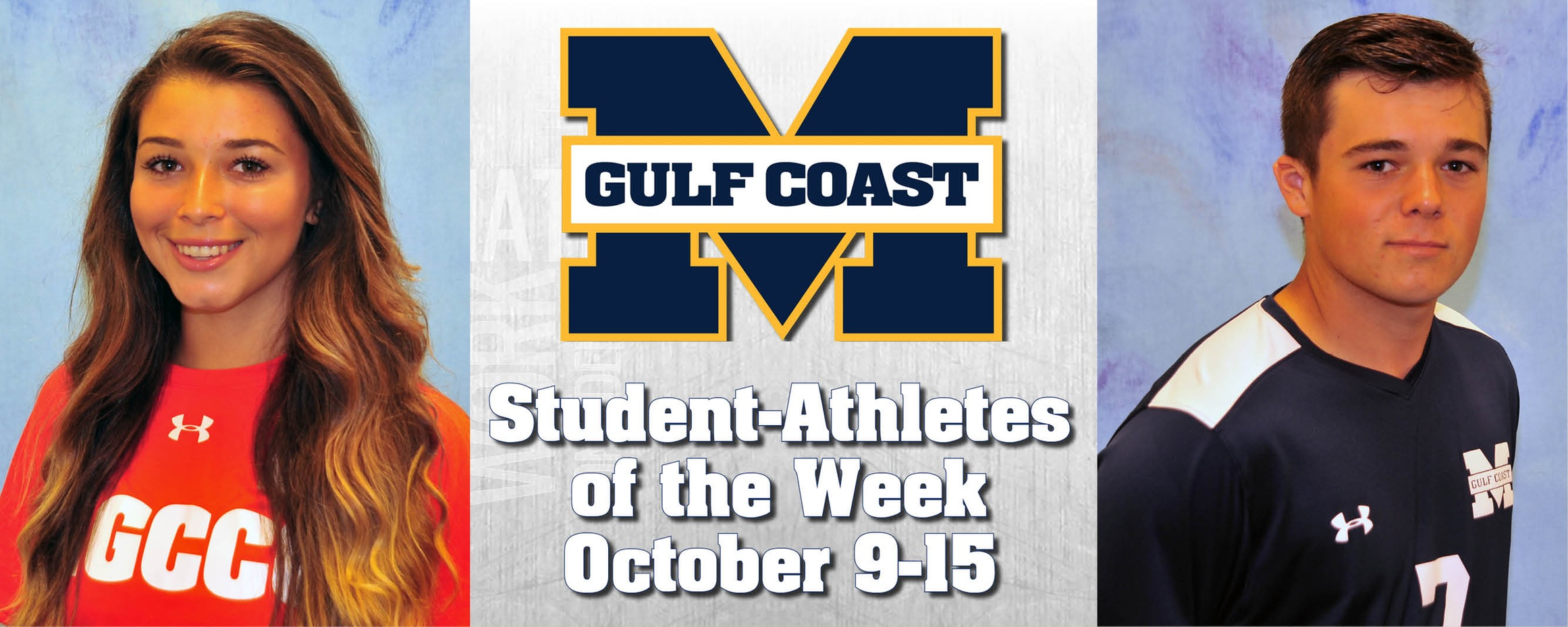Lott, Hall named MGCCC Student-Athletes of the Week