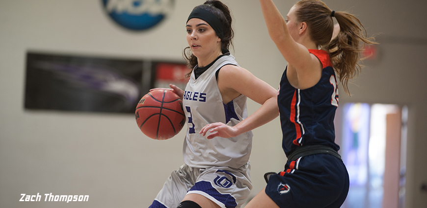 Women's Basketball Team Opens ASC Play With Loss