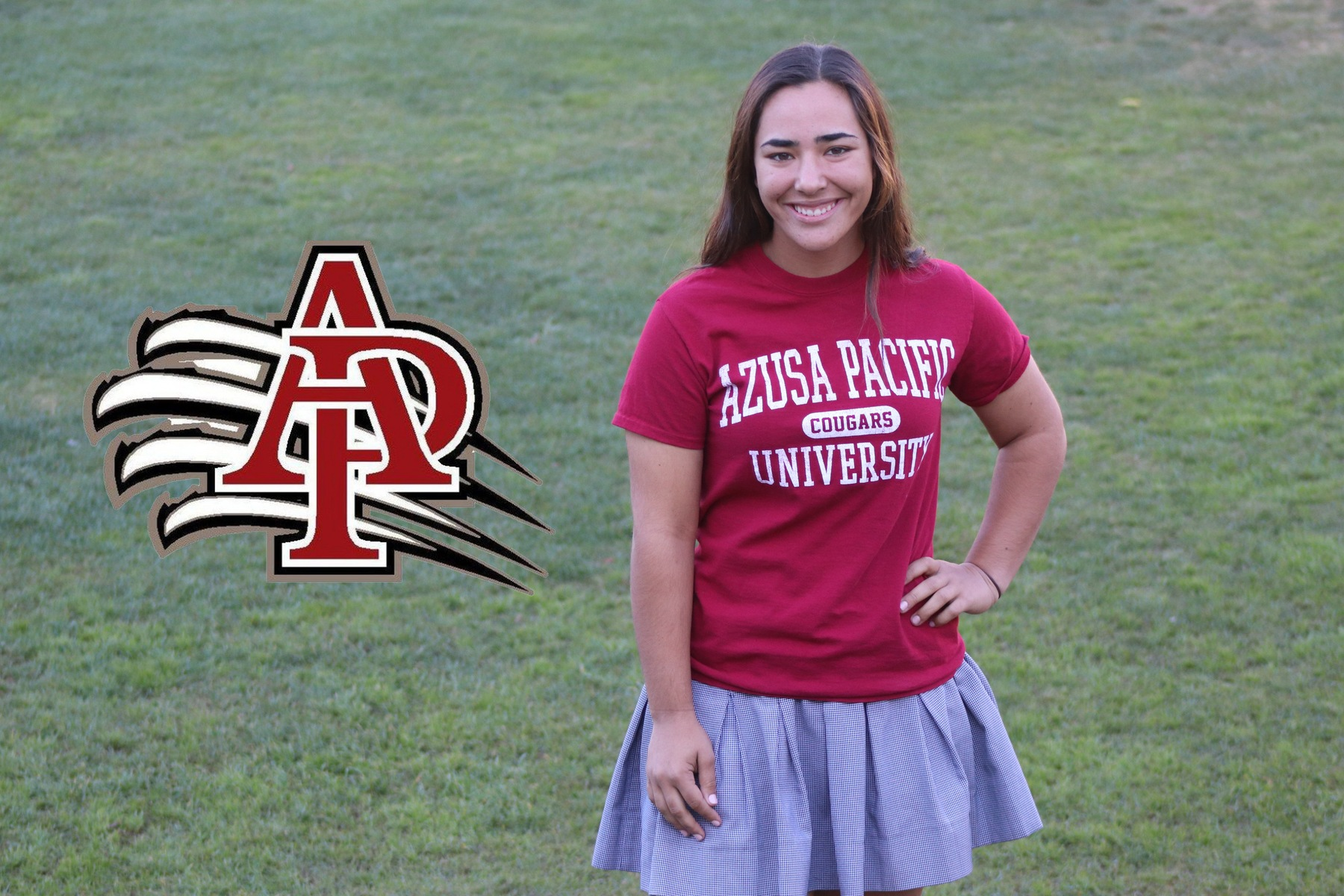 Softball's Valentine to Sign with Azusa Pacific