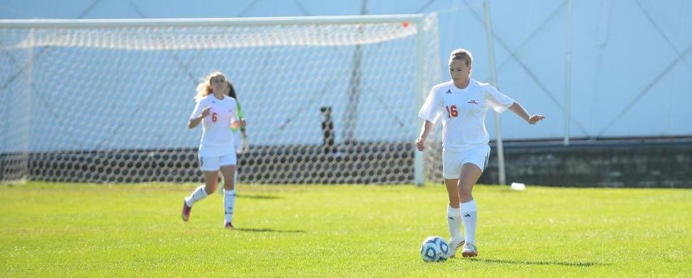 Women's Soccer Drops CACC Match at Chestnut Hill College, 2-0