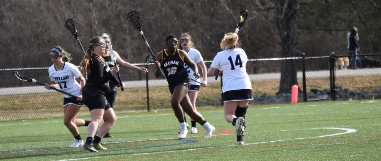 Women's Lacrosse Holds Off Salem for First Conference Victory