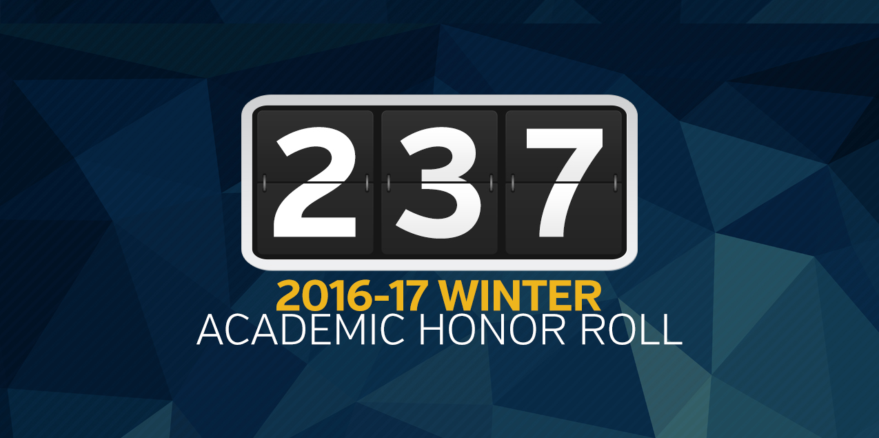 SCAC Has 237 Winter Sports Student-Athletes Earn Academic Honor Roll Honors
