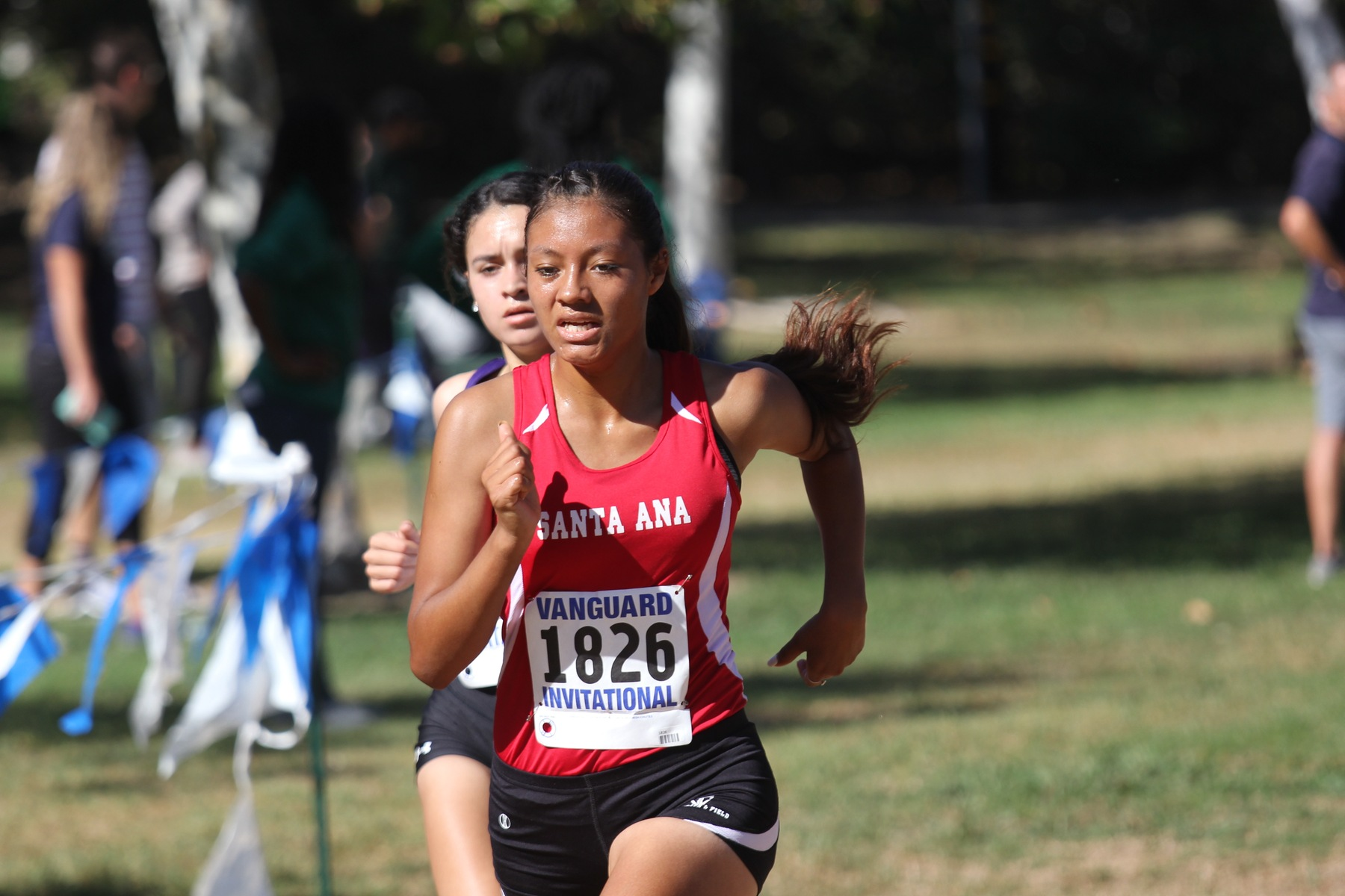Cross Country Places Top 12 at the 2018 SoCal Previews