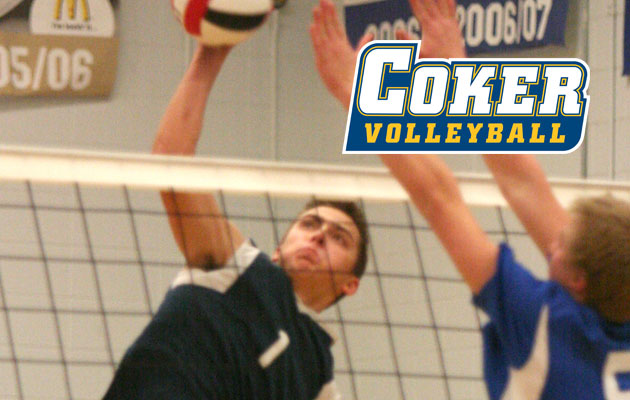 Men's Volleyball Signs Hurlburt