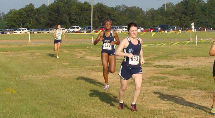 Women's Cross Country Wraps up Season 10th at Regionals
