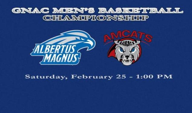 No. 15 Falcons Host Anna Maria in GNAC Final on Saturday