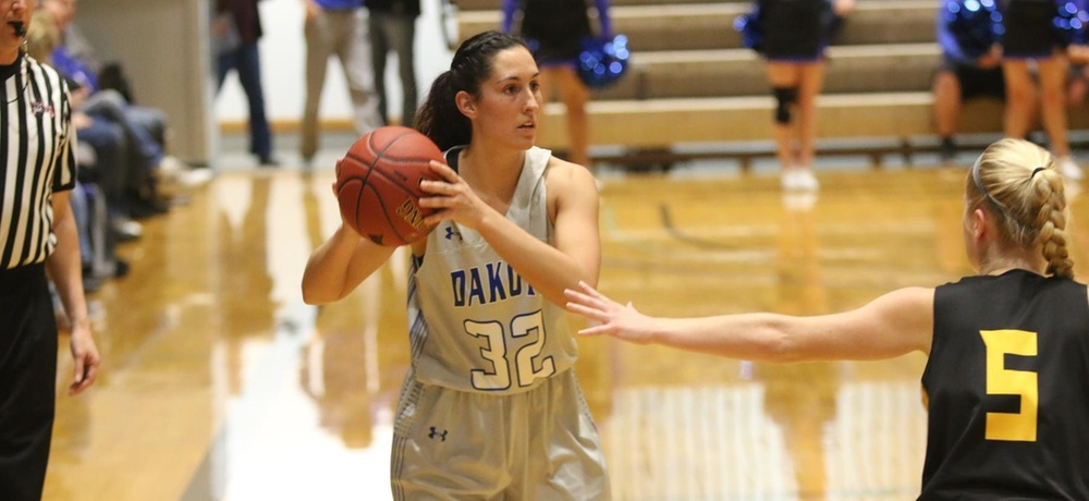 No. 6 DWU women stomp in-state rival