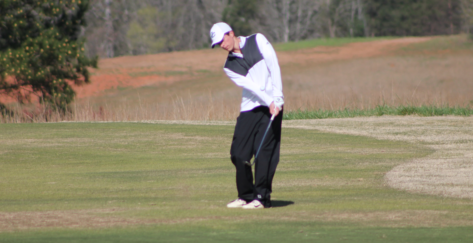 Davis Earns Spot on Peach Belt Golf All-Academic Team